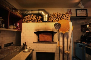 Forno (Wood fire oven)