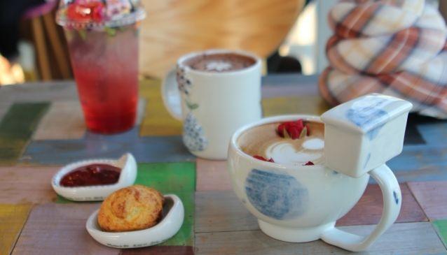 Image result for ddong cafe seoul