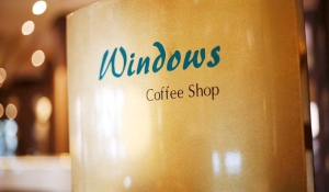 Windows Coffee Shop