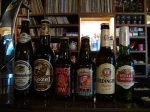 Some of their beers
