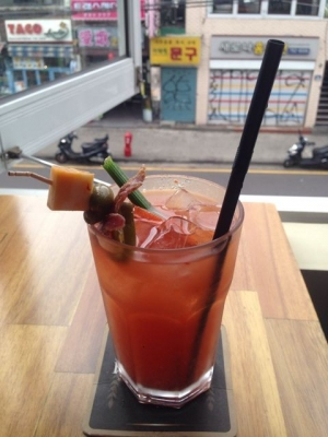 Great Bloody Mary!
