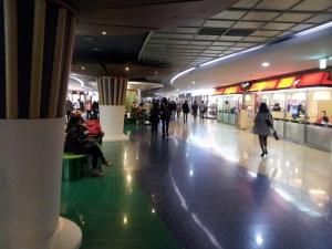 Inside Coex Mall