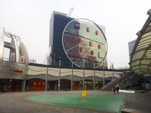 Daniel Liebeskind designed building