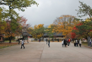 Autumn Foilage at Changdeokgung Palace