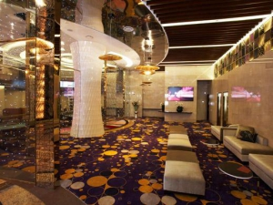 Seven Luck Casino Interior