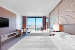 Deluxe Double Guest Room