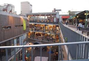 Ssamzigil Roof Terrace