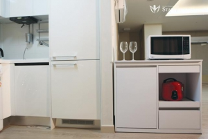 Business Double Kitchen