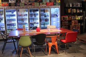 Main table setting!