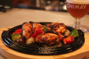 Tandoori Style Grilled Chicken!