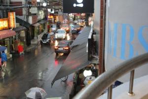 View of Gyeongridan street
