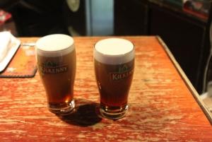 Irish cream ale!