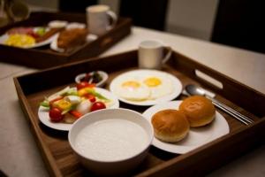 The Zip European breakfast