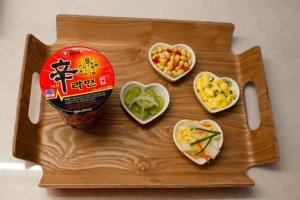 The Zip Korean style breakfast
