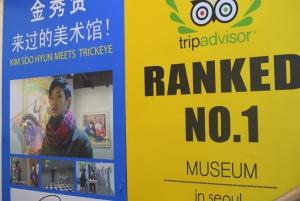 Best museum in Seoul!