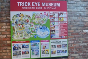 The Trick Eye Museum is BIG!