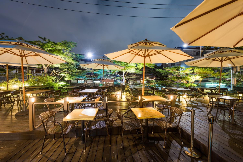 Bukchon Cafe B