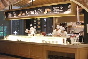 Sushi Bar!