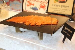 Smoked Norwegian Salmon