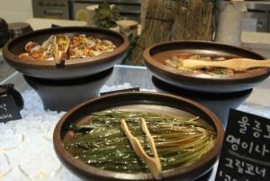 Korean delicacies