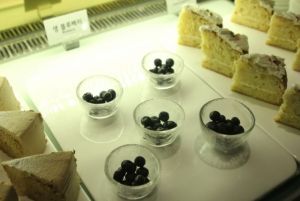 Blueberries and cakes unlimited