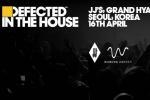DEFECTED IN THE HOUSE ASIA TOUR w/ SAM DIVINE & SONNY FODERA