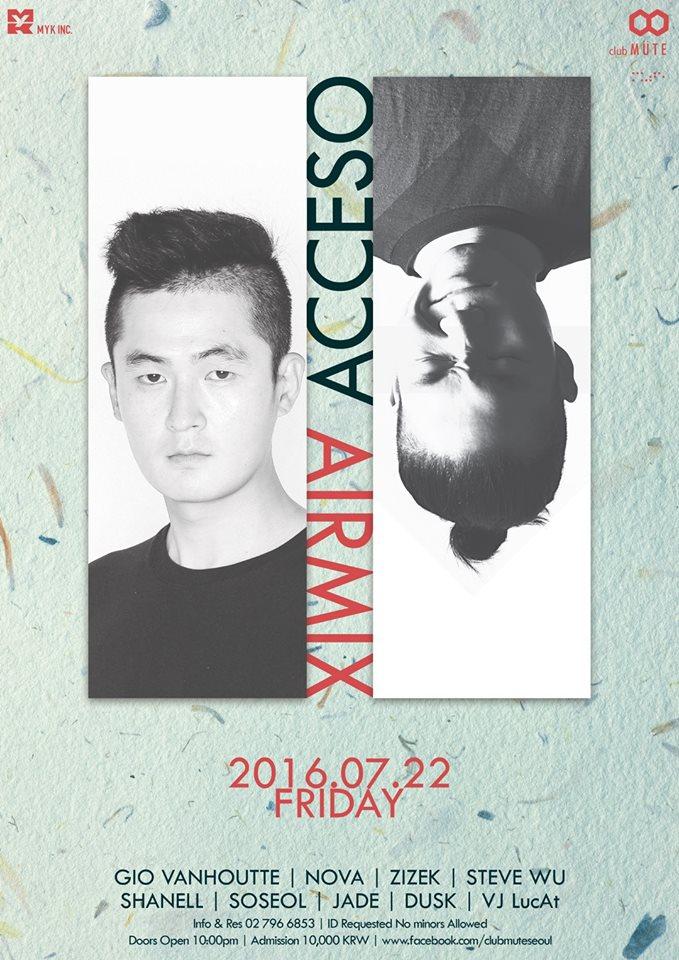AIRMIX / ACCESO
