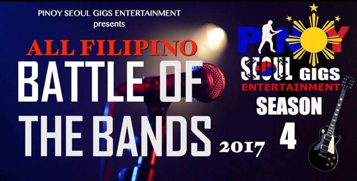 All Filipino Battle of the Bands 2017 Season 4