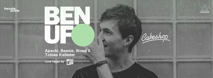 Ben UFO (Hessle audio/London) at Cakeshop