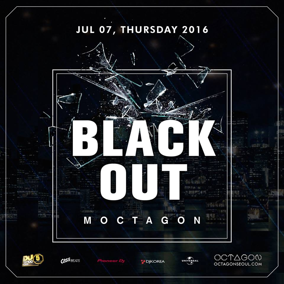 BLACK OUT : MOCTAGON