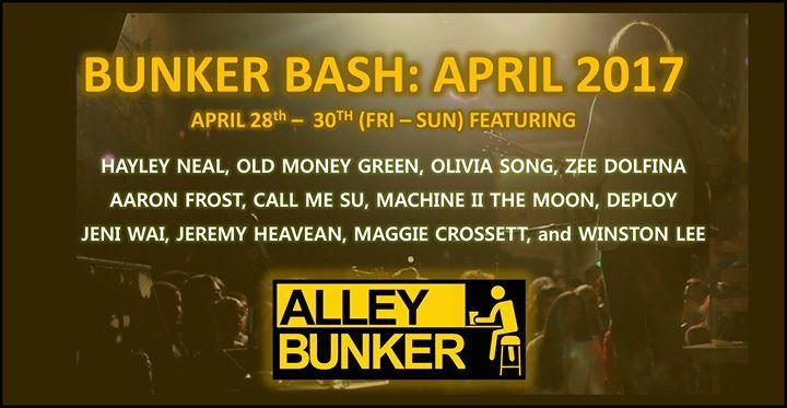 Bunker Bash: April 2017