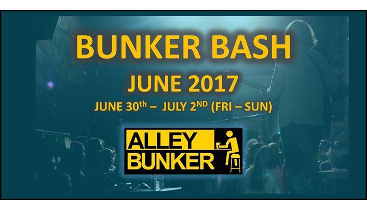 Bunker Bash: June 2017