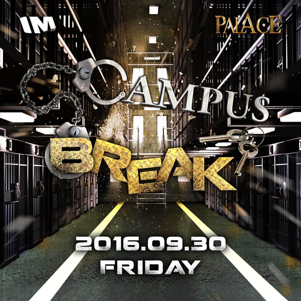 CAMPUS BREAK