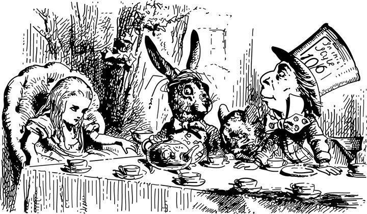 Cockypub in Wonderland : Halloween
