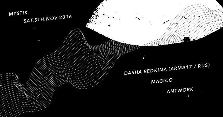 Dasha Redkina at Mystik