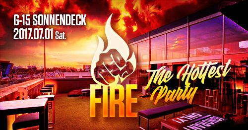 FIRE! with House & Techno Music