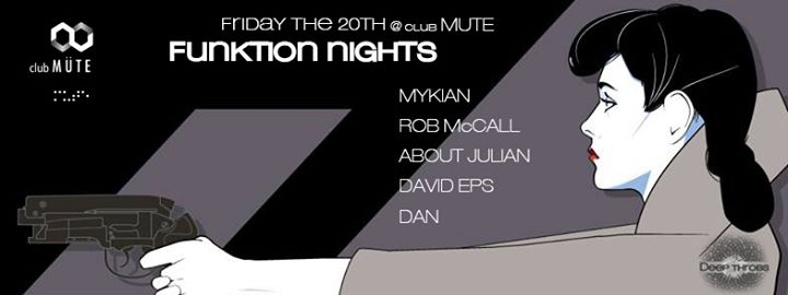 Funktion Nights at club MÜTE