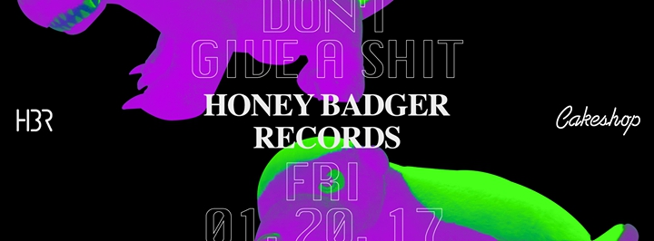 Honey Badger Records at Cakeshop #2