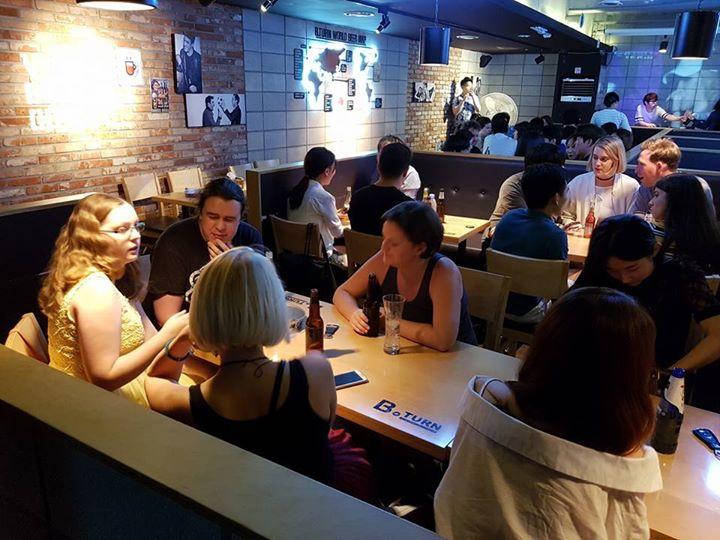 International Beer Party+ Club Free! in Gangnam