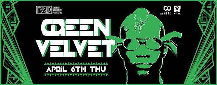 IWP03 Green Velvet