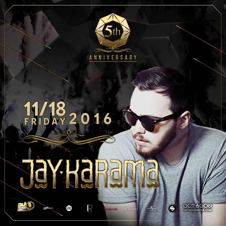 Jay Karama at Club Octagon