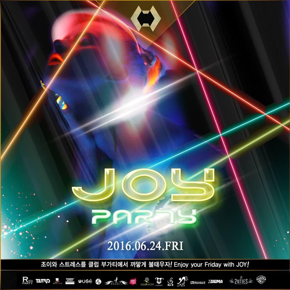 Joy Party at Club Bugatti