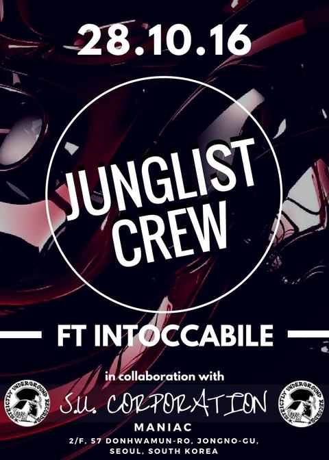 Junglist Crew