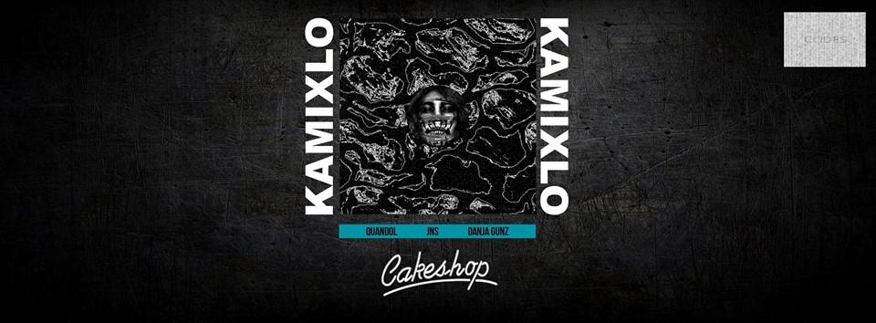 Kamixlo (Codes/London) at Cakeshop