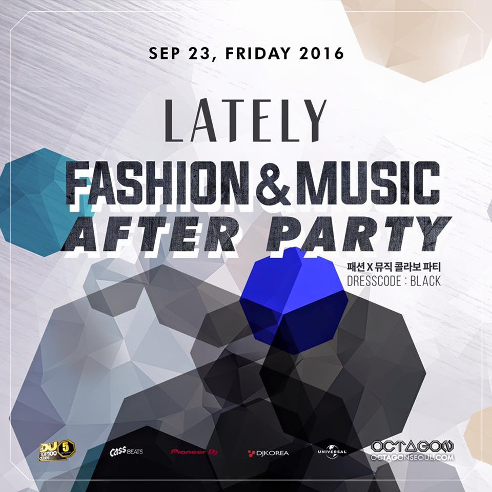 Lately Fashion & Music After Party