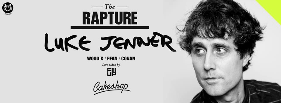 Luke Jenner of The Rapture (NYC) DJ Set at Cakeshop