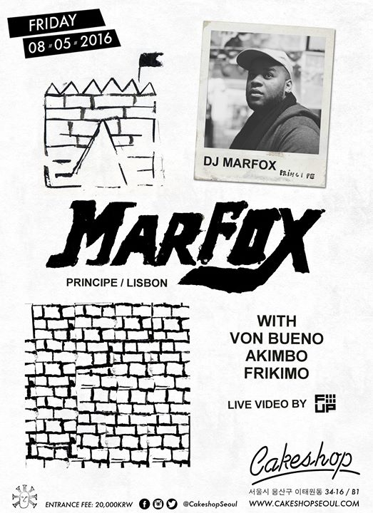 Marfox (Principe/Lisbon) at Cakeshop