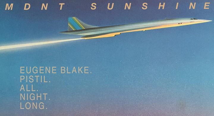 MDNT SUNSHINE // Eugene Blake All Night Long