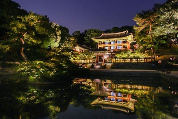 Moonlight Tour of Changdeokgung Palace