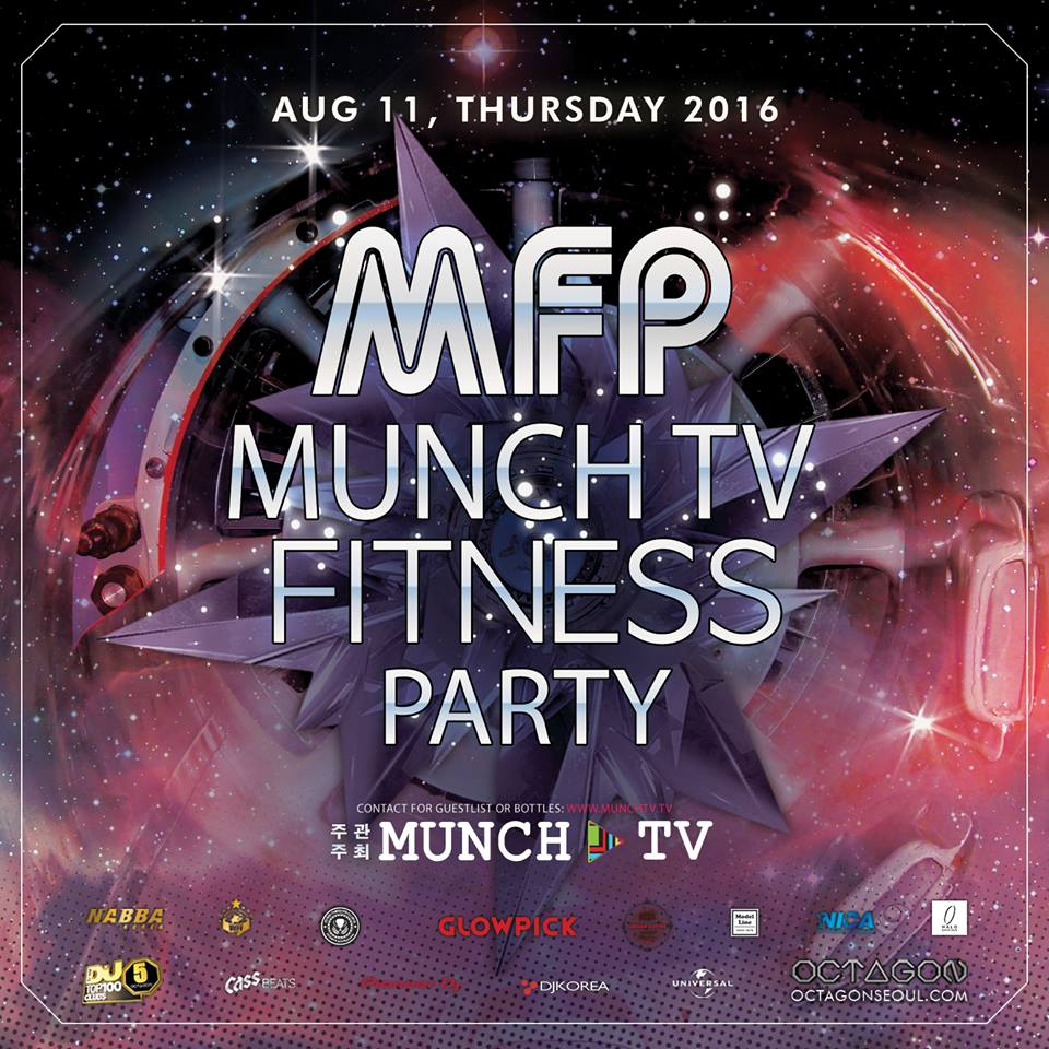 Munch TV Fitness Party